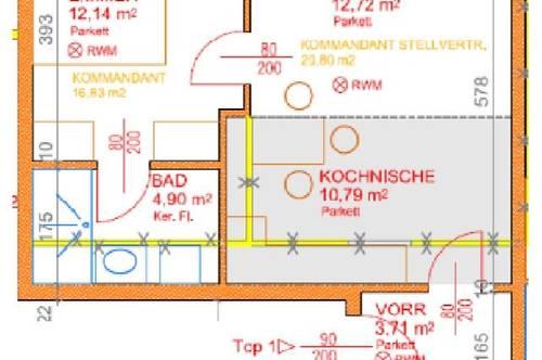 14168 Neu errichtet Wohnung im Merkur Gebäude!