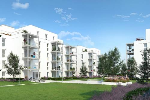 PROVISIONSFREI - Blickpunkt 21 - Leopoldine - Eigentum,Top 2-22