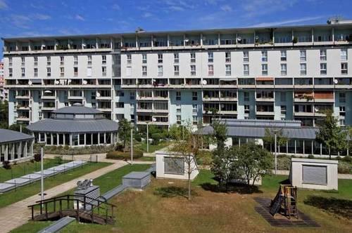 Wohnpark & Einkaufszentrum Trillergasse