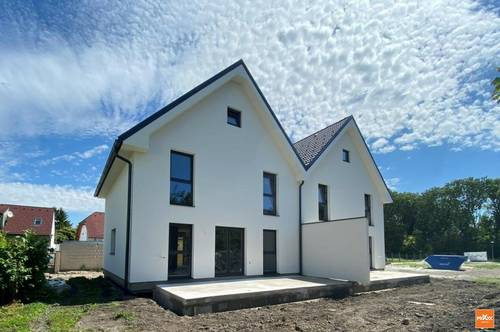 Doppelvilla TOP 6 in absoluter Ruhelage in der Nähe von Ebreichsdorf!