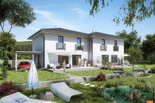 Stadtvilla TOP 1 mit großem Grundstück in Eisenstadt!