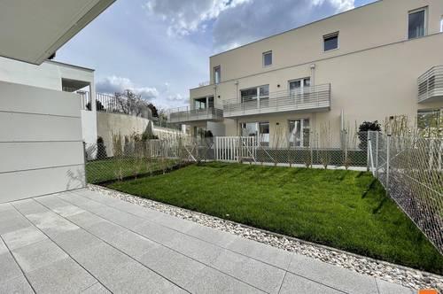 Exklusive 2-Zimmer Erstbezug-Gartenwohnung in TOP LAGE