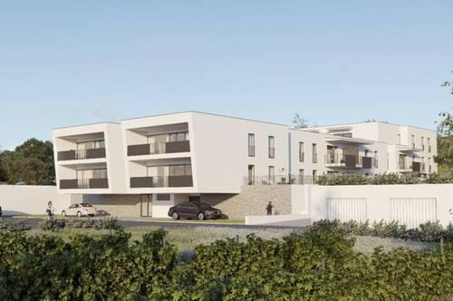 Eigentumswohnung mit Eigengarten in Krems