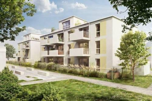 Neue Wohnhausanlage in Bad Vöslau - provisionsfrei