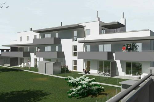 Geförderte Genossenschaftswohnung - Dachgeschoss - Miete mit Kaufrecht