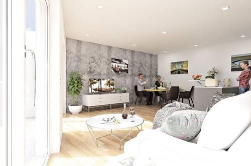 +++NEUBAU+++ Eigentumswohnung in Winzendorf mit Loggia - PROVISIONSFREI