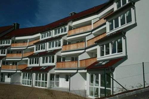 Geförderte Genossenschaftswohnung mit Wintergarten - Miete mit Kaufoption
