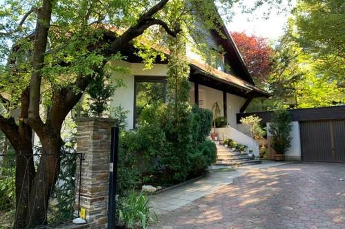 Schönes Einfamilienhaus in bester Lage Badens!