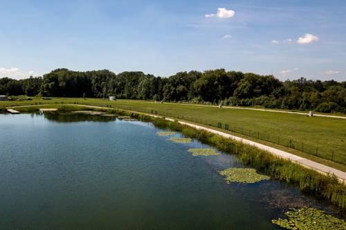 ++ Virtueller Rundgang ++ 15 Minuten südlich von Wien! - Traumhafte Seegrundstücke in idyllischem Ambiente ! PROVISIONSFREI