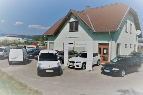 Gewerbeobjekt in Weikersdorf zu verkaufen !!