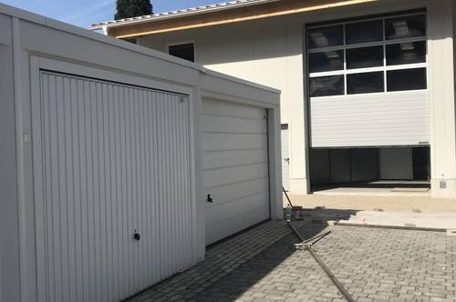 Garage in Baden!