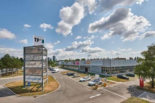 DPC | Lagerhallen im Süden Wiens Nähe A23