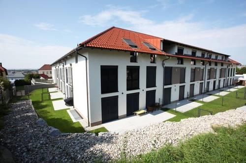 Moderne Gartenwohnung inkl. Einbauküche Loggia und Terrasse - Top B01