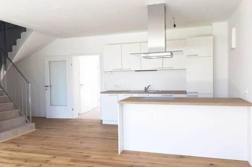 Moderne Maisonettewohnung inkl. Einbauküche und Garten - Top H05!