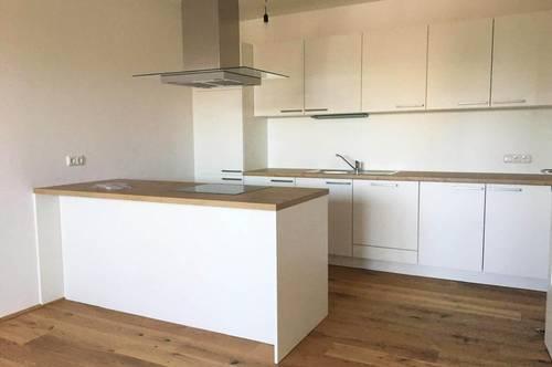 Helle Dachgeschosswohnung inkl. Einbauküche mit Loggia - ERSTBEZUG - Top B07