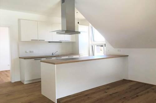 ANSFELDEN - Moderne Dachgeschosswohnung inkl. Einbauküche - ERSTBEZUG - Top B08