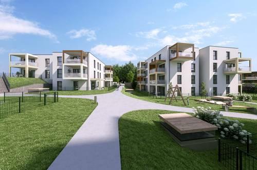 geförderte 3-Raum-Eigentumswohnung in Altmünster
