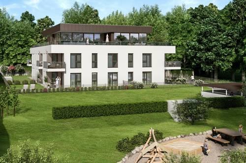 Neubau: frei finanzierte 4-Raum-Eigentumswohnung in Gmunden