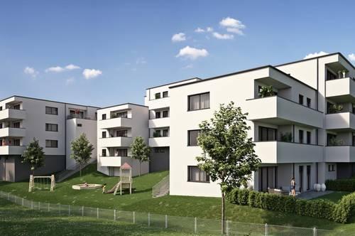 geförderte 3-Raum-Eigentumswohnung in Laakirchen
