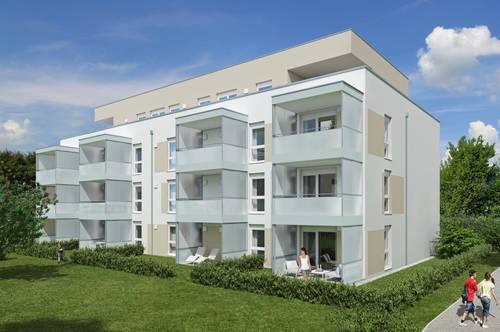 Neubau: geförderte 3-Raum-Mietwohnung in Steinerkirchen