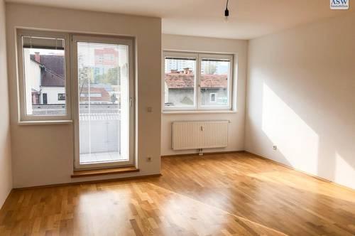 Schöne 2 Zimmer-Wohnung mit Terrasse in Ruhelage und Zentrumsnähe