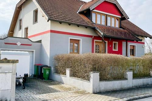 Großzügiges Massivhaus in ruhiger Sackgasse in Glinzendorf