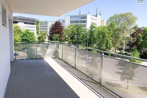 Entzückende, helle 2-Zimmerwohnung mit traumhafter ca. 26 m² sonnigen Terrasse