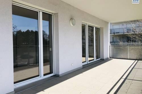 Geräumige, sehr schöne 4-Zimmer Wohnung mit herrlicher ca. 26m2 großer Terrasse in Geidorf!