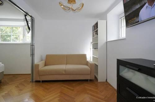 Kurzzeitmiete: 2 Zimmer  bezugsfertig, nur noch einziehen...  vollmöbliert Smart-TV, WLAN, Geschirr, Bettwäsche...
