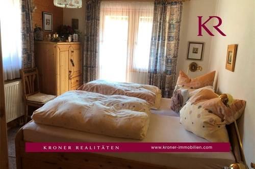 2-Zimmer-Wohnung in historischem Bauernhaus in Kirchberg zu vermieten