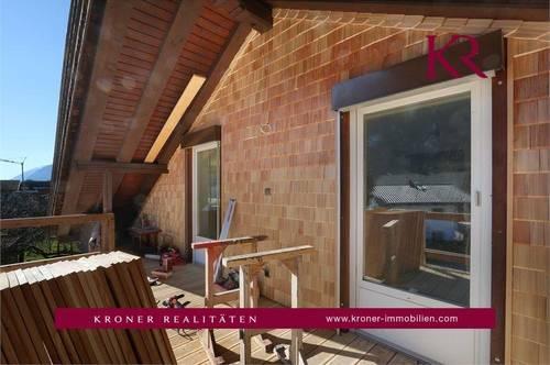 Sanierte 3 - Zimmer - Wohnung am Ortsrand von Kramsach zu vermieten!