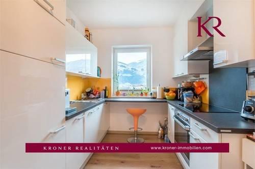 Moderne 2 Zimmer Wohnung in Ried im Zillertal zu vermieten