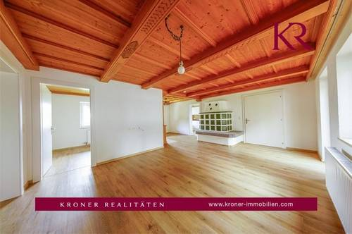 3-Zimmer-Wohnung mit großer Terrasse zu vermieten.