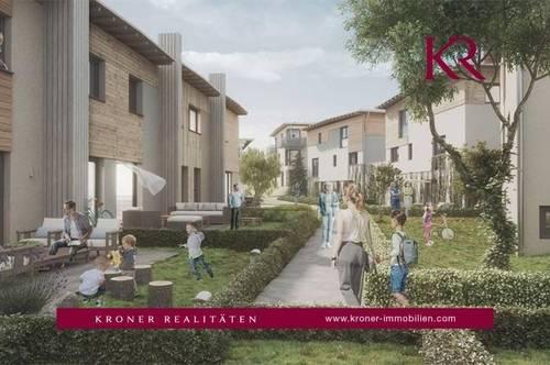Wohnung mit über 40 m² nach süden ausgerichteter Terrasse zu verkaufen