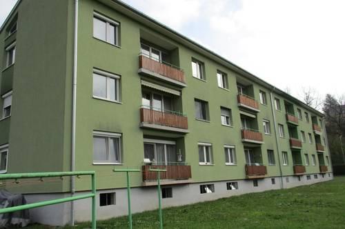 helle 3-Zimmer Wohnung mit Loggia in Bärnbach