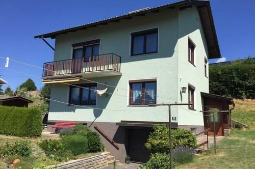 Einfamilienwohnhaus in sonniger Lage, in Aichdorf