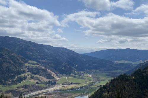 ca. 76 ha Land- und Forstwirtschaft