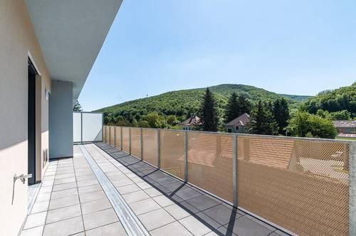 Neubauprojekt! Traumhafte Dachgeschoßwohnung mit Blick auf den Wienerwald