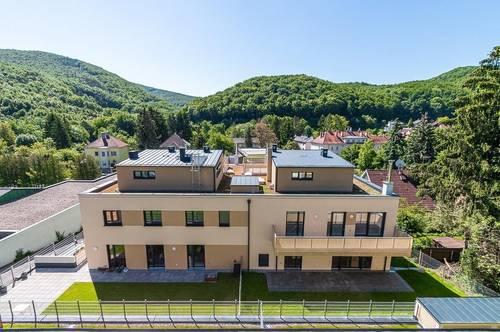 Neubauprojekt! Großzügige 5-Zimmer DG-Wohnung mit Blick in den Wienerwald