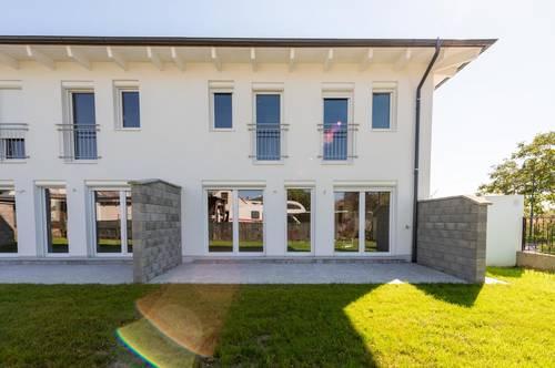 Doppelhaushälfte für die ganze Familie # Neubau # Erstbezug # H4