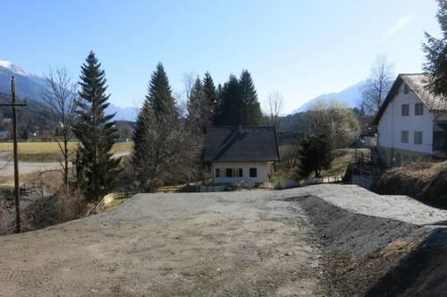 Baugrundstück in Hermagor-Pressegger See