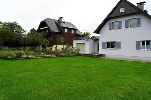 Charmantes Einfamilienhaus mit großem Garten in Salzburg-Maxglan