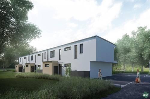 Modernes 5-Zimmer-Mehrfamilienhaus mit Garten und Terrasse