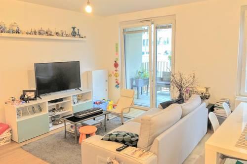 Moderne 3-Zimmer-Wohnung mit zwei Balkonen nahe Donaukanal