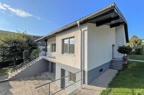 Schönes Einfamilienhaus in Grün-Ruhelage in Breitenfurt