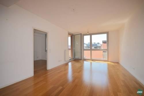 Charmante 2-Zimmer-Wohnung mit Loggia nahe Hauptbahnhof