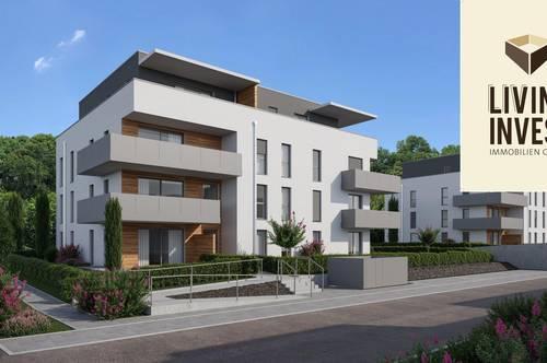 LIV Bad Hall Living! Wohnen im Kurort Bad Hall - Eigentumswohnung TOP B03 EG