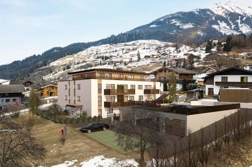 Zirmkogelblick Niedernsill - Top 16 - Dachgeschosswohnung - 104m² Dachterrasse