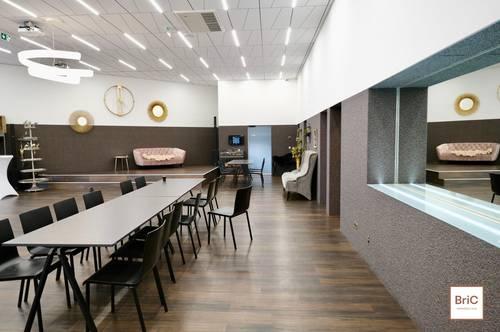 LUXURIÖSES Designobjekt für ein stilvolles Ambiente - Modernste Technik!