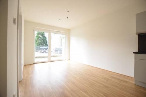 Gösting - 35m² - 2 Zimmerwohnung - große Terrasse und Eigengarten - inkl. TG Platz